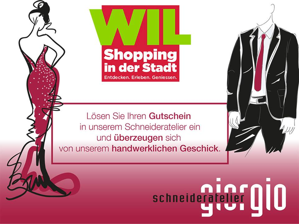 Wil – Shopping In Der Stadt